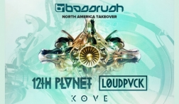 Bassrush North America Takeover