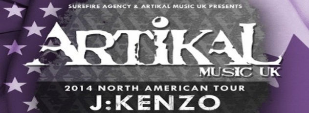 J:Kenzo Announces North American Tour